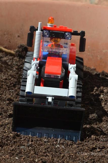 Digging (105/365)