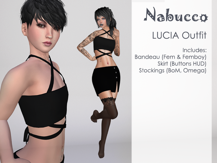 Nabucco outfit LUCIA