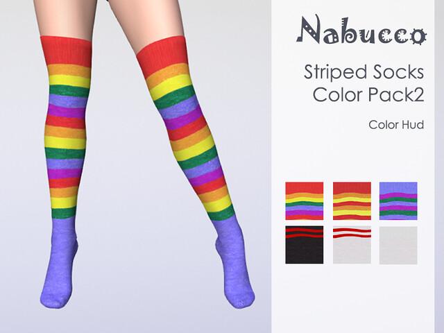 Nabucco Striped Socks