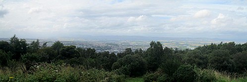 Perth from Kinnoull Hill