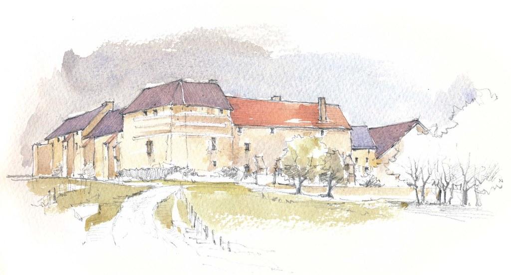 France, Yonne, Pisy