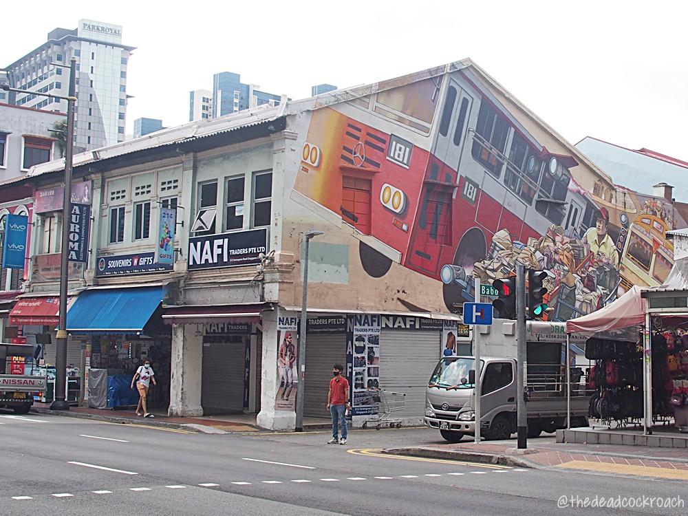 singapore,mural,wall art,arts,little india,