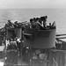 Aboard a WWII Destroyer