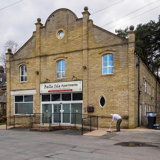 Hippodrome Cinema, Haworth