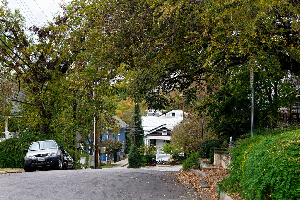 I Was Walking the Streets of Austin One Autumn Morning