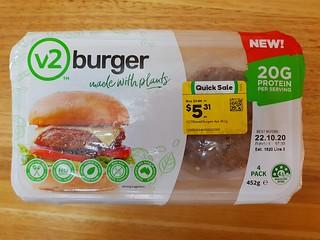 V2 Burger