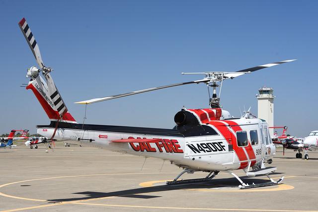 UH-1H N490DF at MCC (2)