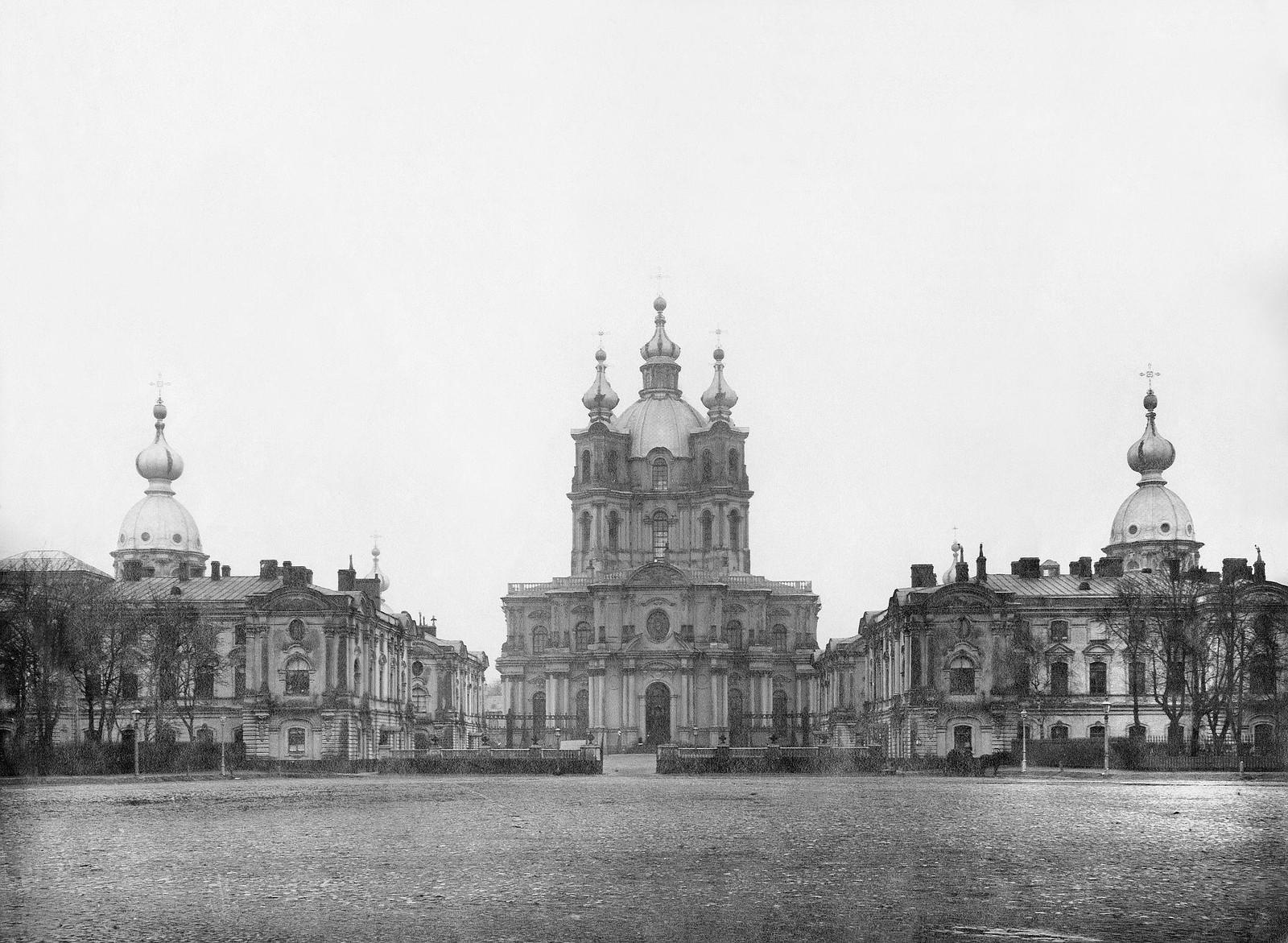 1900.  Смольный институт