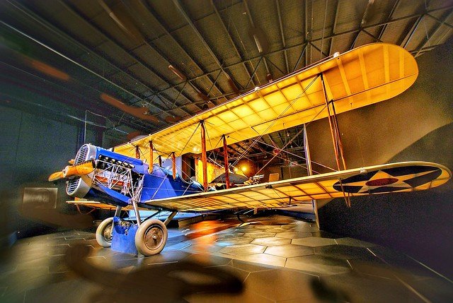 Airco De Havilland DH-4