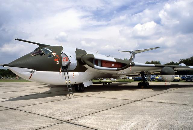 RAF Victor XL231