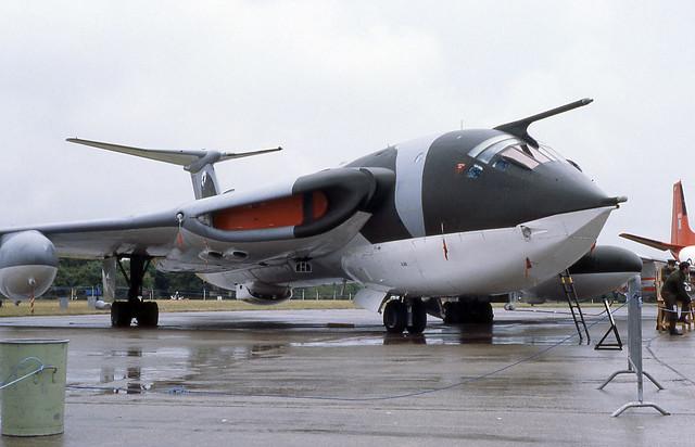 RAF Victor XL160