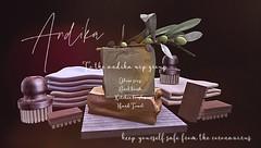 andika VIP GROUP GIFT[Thank You]