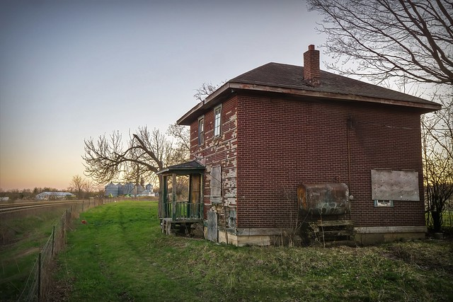 Old Railroad House