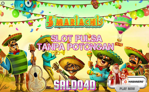 Judi Slot 5 Mariachis Habanero SALDO4D