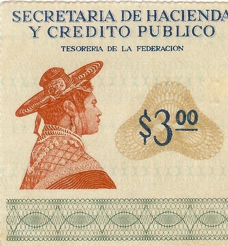 Acanceh Ticket 1977