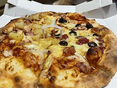 Pizza from Pizza Hut @ Home