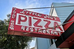Little Joe's Pizza, San Francisco, CA