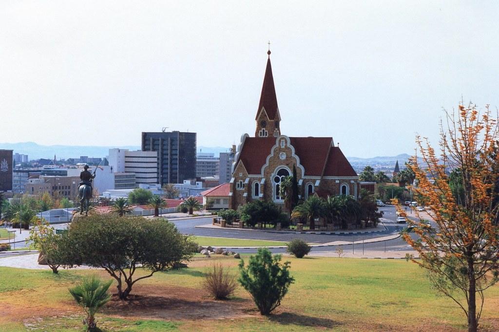 Windhoek: Evangelisch-lutherische Christuskirche