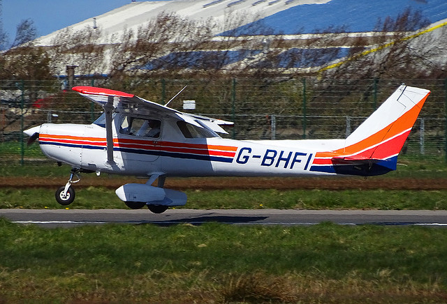 G-BHFI Cessna 152