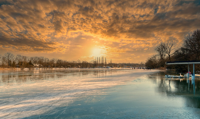 De Rooije Plas, Handel, The Netherlands.