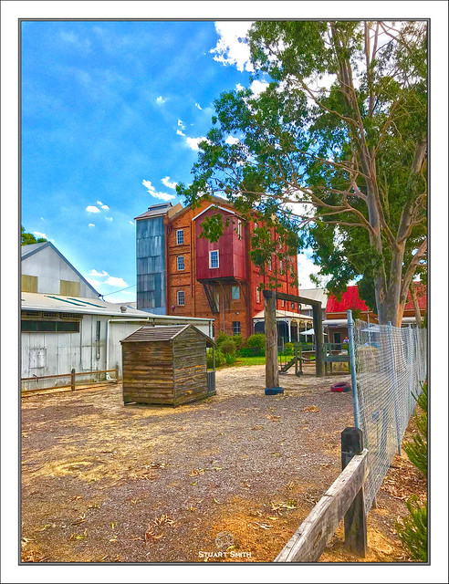 The Old Flour Mill, Broome Street, York, Western Australia