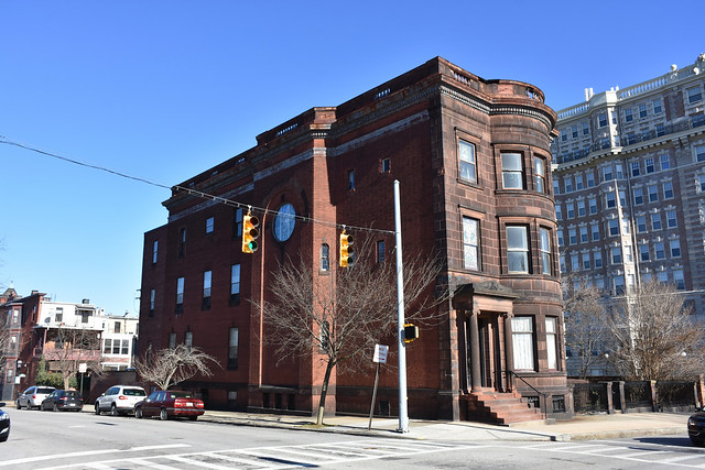 Baltimore - Eutaw Place and Laurens Street - February 25, 2021 (2)