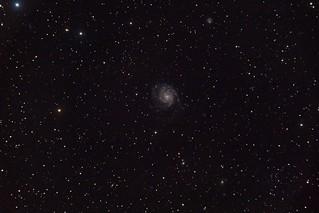 Image of M101 - The Pinwheel Galaxy