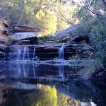 Kingfisher Pool Waterfall