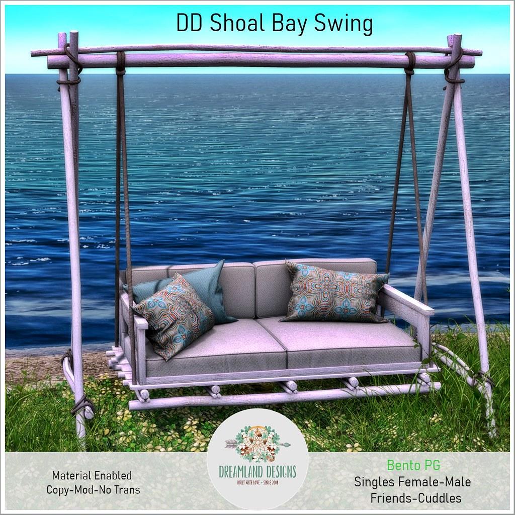 DD Shoal Bay Swing-PG