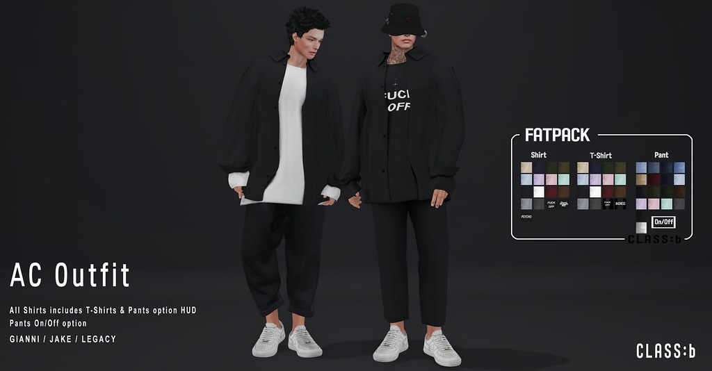 *New Release* AC Outfit