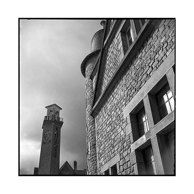 tower 2 • dinan, brittany • 2019