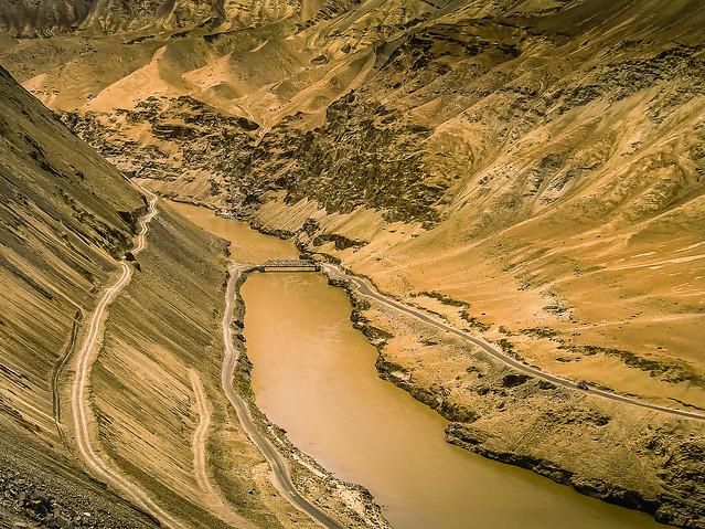 Ladak river