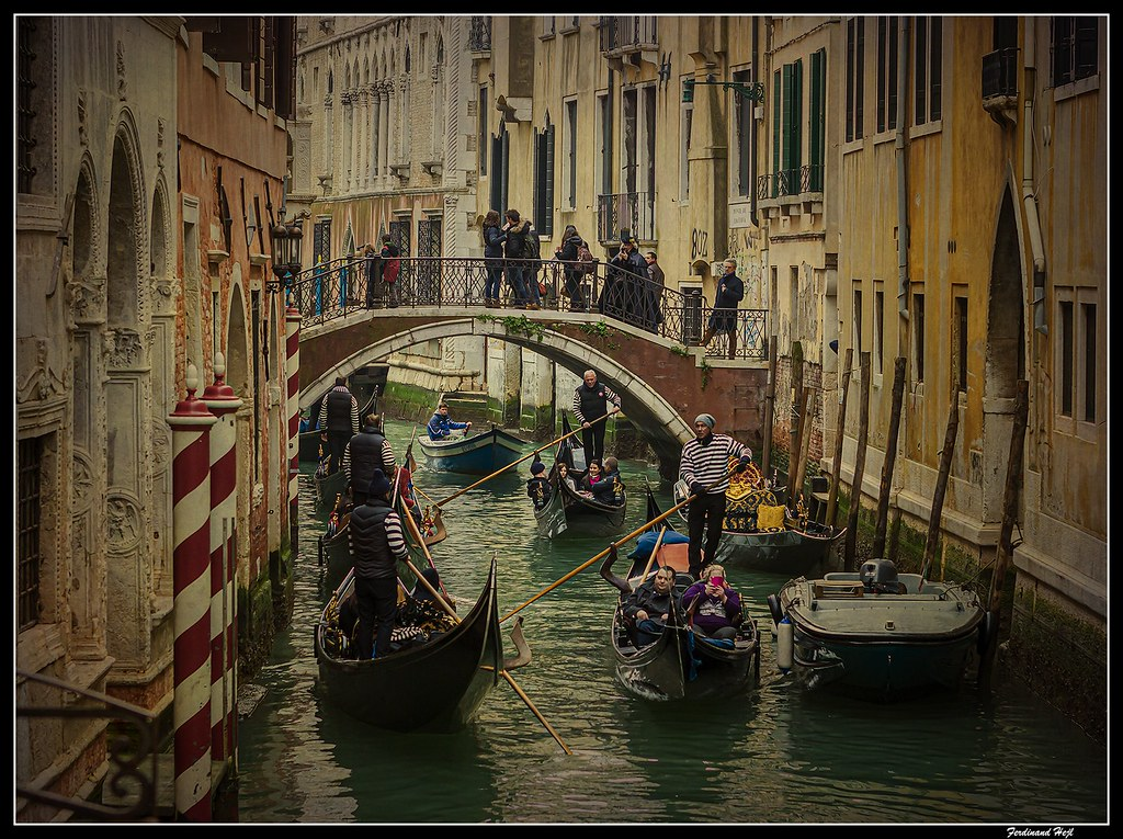 Benátky-Venezia
