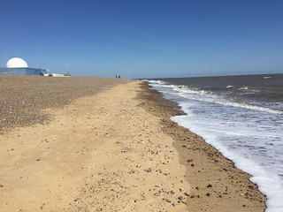 Sizewell Beach, Suffolk.
