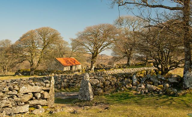Emsworthy Barn ...