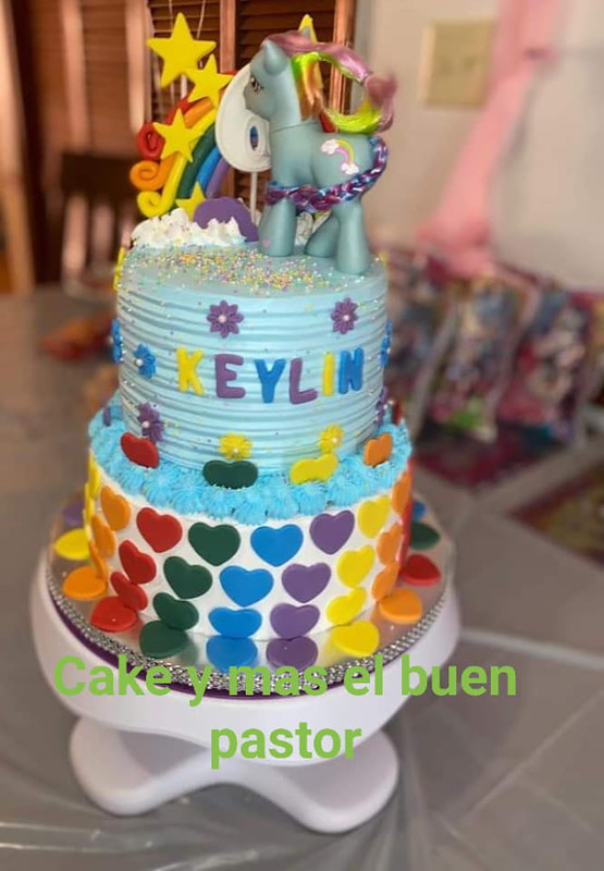 Cake by Cakes y mas