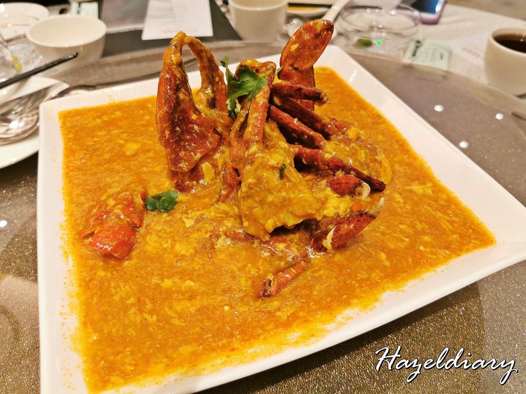 Seafood Paradise Vivo City-Singapore Style Chilli Sri Lankan Crab