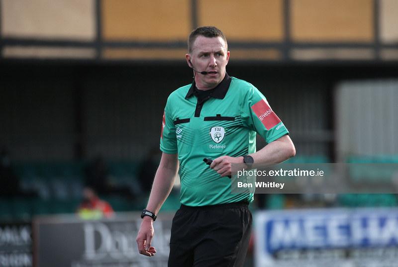 Premier Division: Dundalk 1 - 1 St Patrick's Athletic