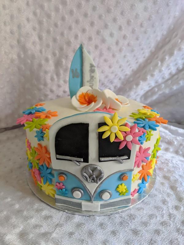 Cake by Ashley Smith of Ashley Smith