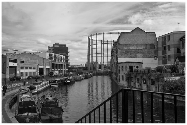 Canal from Broadway Market …