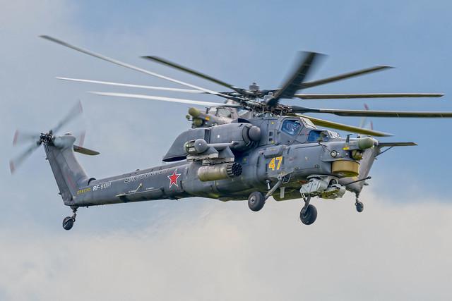 Mil Mi-28N Havoc - Russian Air Force
