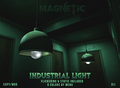 Magnetic - Industrial Light