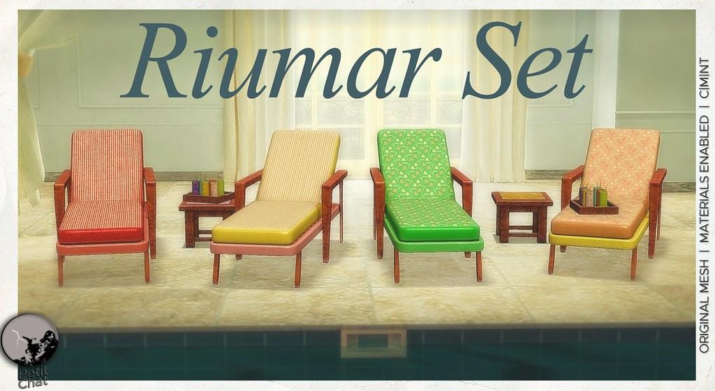 New Release : Riumar Set @ Uber Hometown