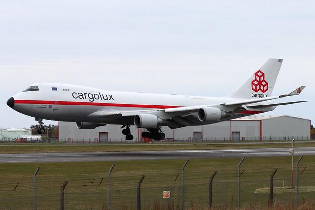 Cargolux Retro (LX-NCL)