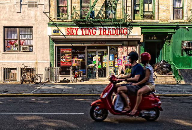 Sky Ting Trading NYC