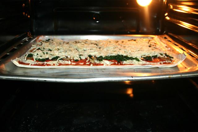 18 - Bake in oven / Im Ofen backen