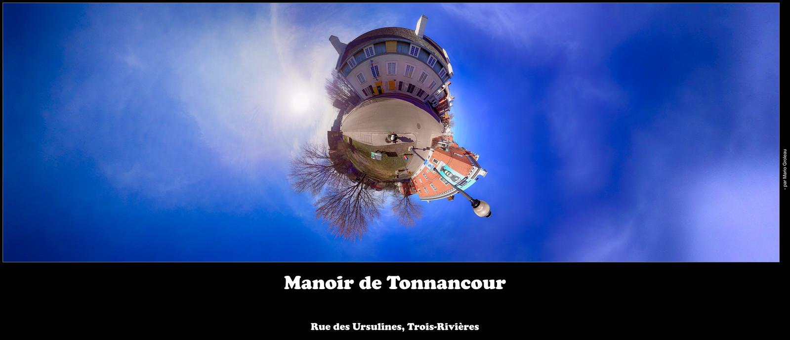 Manoir de Tonnancour