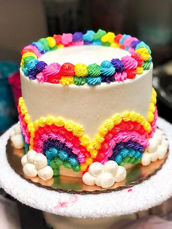 Cake by Herndon's Bodega & Bakery