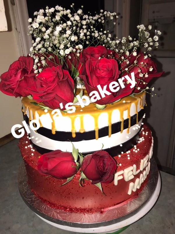 Cake by Gloria's Bakery