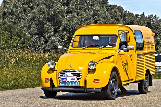 Citroën 2CV AK 350 1968 (3764)